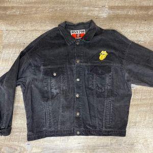 Vintage Rolling Stones Corduroy Jacket L